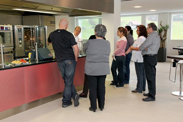 Aus und weiterbildung trainingscenter trainingscenter for Weiterbildung innenarchitektur schweiz